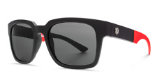 Electric Zombie S Buttsy Sunglasses - Matte Black - OHM Grey - 168-2242