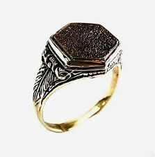 HEXAHEDRON ring Men's #1035 Sterling Silver 925 size 6-12