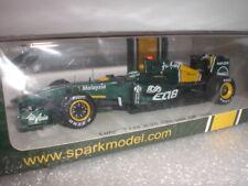 Spark 3020 - Lotus T 128 GP China 2011 #20 - 1:43 Made in China