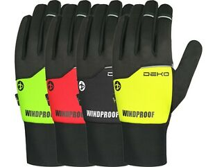 Windproof Winter Cycling Gloves Touch Screen Bike MTB BMX Bicycle Warm Gloves