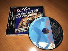 Michael Jackson - Dangerous THE REMIX COLLECTION - Japan CD ESCA5801 No Promo