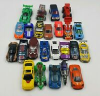 24 Hot Wheels Die Cast Large Assorted Car Vehicle Truck Cars Lot H12