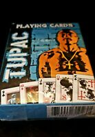 Tupac Playing Cards 2007 Rare 2Pac Shakur Deck of Cards 90s Rap Hiphop BRAND NEW