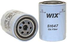 Oil Filter 51647 Wix