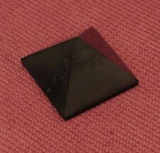 "Shungite Polished Pyramid 1,18"" Healing Protection Schungite from Karelia Russia"
