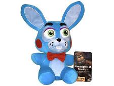 "FNAF Five Nights at Freddys Series 2 Nightmare Blue Bonnie Exclusive Plush 6"""