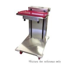 Carter-Hoffmann Ctd1222 Mobile Cantilever Tray Rack Dispenser Cart