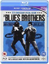 The Blues Brothers (Blu-ray + UV Copy) [1980] [DVD][Region 2]