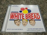 Longwood - White Bread CD, Punk 2003 Very Rare