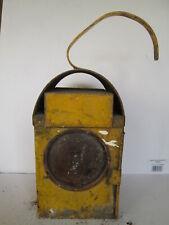Chalwyn Roadworks lamp.Oil lamp..vintage road lamp.