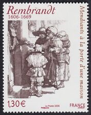 2008 FRANCE N° 3984** THEATRE REMBRANDT Tableau, FRANCE 2008 Painting MNH