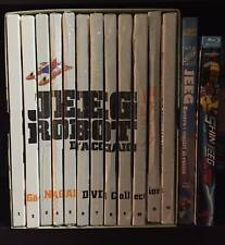 YAMATO VIDEO JEEG ROBOT D'ACCIAIO BOX SERIE COMPLETA 12 DVD + FILM + SHIN JEEG