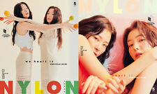 Red Velvet IRENE SEULGI Random COVER NYLON Korea Whole Magazine MAY 2020 K-POP