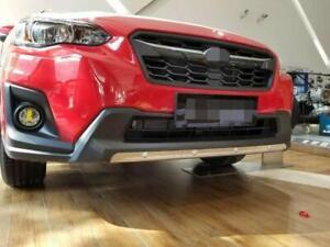 S. Steel Front Bumper Lower Guard Cover Plate Fits Subaru Crosstrek/XV 2018-2020