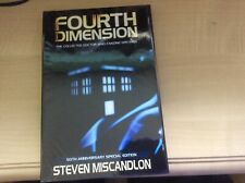 Doctor Who Fourth dimension collected Doctor Who fanzine writings