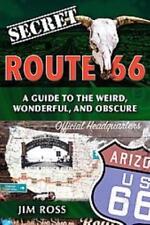 SECRET ROUTE 66 - ROSS, JIM/ GRAHAM, SHELLEE - NEW PAPERBACK