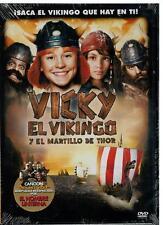 Vicky El Vikingo y el martillo de Thor (DVD Nuevo)