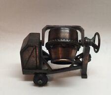 VTG Play Me Concrete Mixer Pencil Sharpener Dollhouse Miniature Spain C3