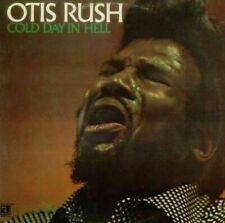 Otis Rush Cold Day in Hell Vinyl Used Record