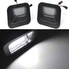 OEM-Replace 18-SMD White 3W LED License Plate Light Assy For 2003-2018 Dodge RAM