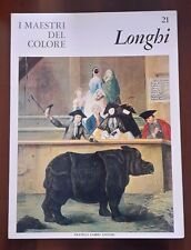 I maestri del Colore Fabbri Editori anno 1966 n.21 - Longhi