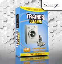 Kleeneze Trainer Sneaker Footwear Cleaner Laundry Washing Machine Kit Deodoriser