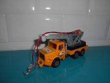 11.11.17.2 Camion 1/60 Majorette majoteams grue de chantier