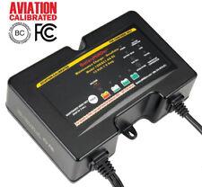 BatteryMINDer® Model 128CEC1-AA-S5: 12V 8 AMP CONCORDE® Aviation Battery Charger