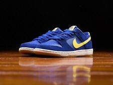 New Nike SB Zoom Dunk Low Pro sz 11 Mens DS 854866-471 Boca Jr Brasil Neymar