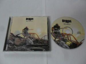 Demon - Breakout (CD 1987/2002) Heavy Metal