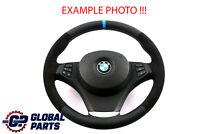 BMW X3 E83 LCI NEW Black Leather / Alcantara Sport Steering Wheel M-tricoloured