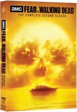 Fear the Walking Dead: The Complete Second Season [New DVD] Boxed Set