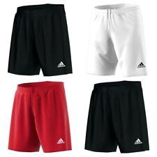 Adidas Para Hombre Cortos Deportivos De Entrenamiento Fútbol Gimnasio Parma 16 que ejecutan Talla Corta