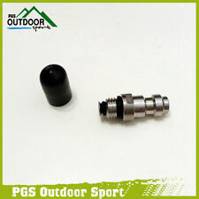 PCP Stainless Steel 8mm Male Quick Head Connection One Way Foster