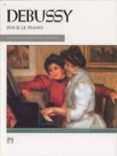 DEBUSSY, POUR LE PIANO - DEBUSSY, CLAUDE (COP)/ HINSON, MAURICE (EDT) - NEW PAPE