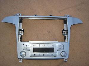 FORD GALAXY MK3 AIR CON & HEATER CONTROL 2006 ONWARDS