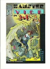 Hamster Vice in 3-D #1 NM- 9.2 1986 Blackthorne Publishing See my store