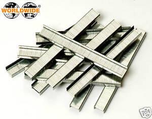 Worldwide 1000 Heavy Duty 10mm Square Staples 2180