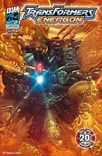 Transformers: Energon #21 Comic Book - Dreamwave