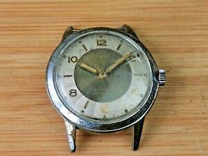 Vintage Nisus 30 Rubis (Felsa Cal 1560) Mens Automatic Wrist Watch for Repair