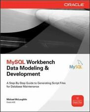 MySql Workbench: Data Modeling & Developm. 9780071791885 by McLaughlin, Michael