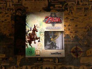 The Legend Of Zelda: Twilight Princess Hd Wii U Amiibo Bundle