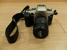 Canon Eos Elan Iie 35mm Slr Film Camera with 28-80 mm lens Kit + Bonus Filters