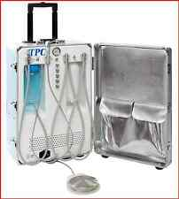 NEW TPC PC 2630 Fully Self Contained Mobile Portable Dental Unit Delivery System