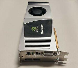 PNY NVidia Quadro FX 4800 1.5GB GDDR3 PCIe Video Card Dual DisplayPort/DVI/S-Vid