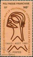 French Polynesia 1993 Sc#622,SG682 140f Pele, Goddess of Volcanoes MNH