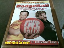 Dodgeball (Vince Vaughn Ben Stiller) Movie Poster A2