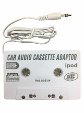 Car Music Player Cassette Tape Audio 3.5mm Adapter Aux Cable For Mp3 Phone