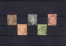 Suiza - 13 - 17 o-kw 240,-- € (13245)