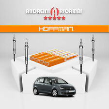 KIT 4 CANDELETTE VW GOLF PLUS 2.0 TDI 103KW 140CV 2006 -> GE100